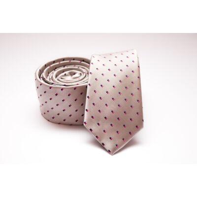 Slim mintás nyakkendő