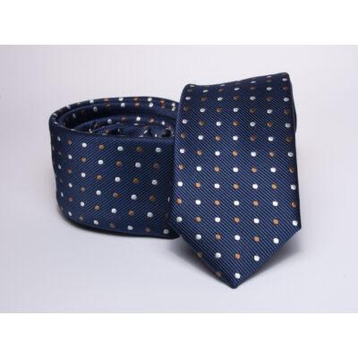 Slim pöttyös nyakkendő