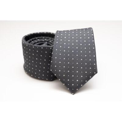Pöttyös selyem nyakkendő