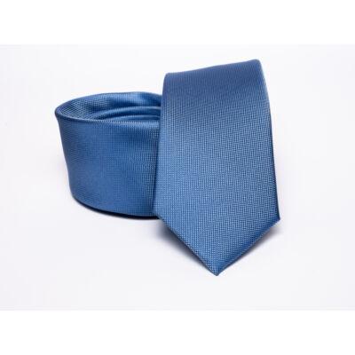 Egyszínű selyem nyakkendő